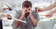 estrés tratamiento sintomas causas
