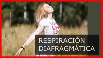 ejercicios de relajación respiraciion diafragmatica